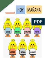 DÍAS DE LA SEMANA, (AYER, HOY, MAÑANA).docx