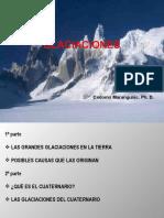 08 Cuaternario - glaciaciones