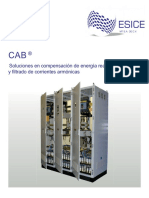 Banco Automático de Capacitores; ESICE