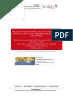 Estudios de Conducta Ambiental Desde La Biofilia