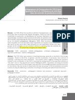 HOCINE - Intérêts Pédagogiques de l'Intégration Des TICE Dans Le FLE