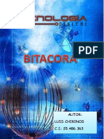 Bitacora Luis Chirinos