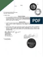 Notice of Tort II