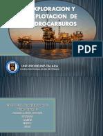 Exploracion y Perforacion de Hidrocarburos