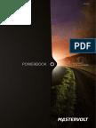 Mastervolt Powerbook 2015 ES