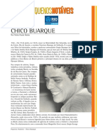Biografia Chico Buarque