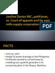 Jardine Davies vs Court of Appeals
