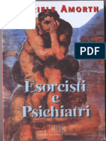 Padre Gabriele Amorth - Esorcisti E Psichiatri.pdf