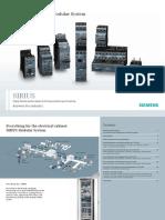 Sirius Modular System; Siemens