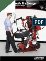 TC3700 Tire Changer Brochure