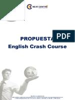 Propuesta de Inglés 2016