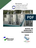 Manual Op_Biorreactor BioSisTec; HiTecMA