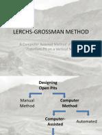 Lerchs Grossman Method (1)