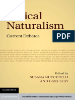 NUCCETELLI, Susana SEAY, Gary. Ethical Naturalism — Current Debates