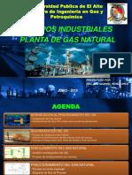 c6 Equipos Planta de Gas