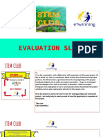 stem club evaluation slide