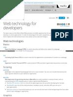 Developer Mozilla Org en US Docs Web