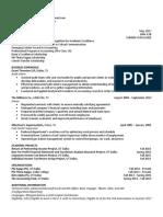 resume - alexey mikheev  grad 2017