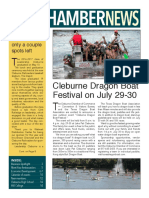 Cleburne Chamber of Commerce Chamber News July 2017