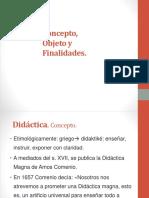 Didactica Objeto Concepto y Finalidades (2)