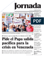 Portada La Jornada03!07!2017