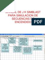 Manual de j k Simblast