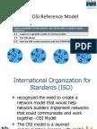 OSI Model and TCPIP Protocol