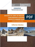 Informe Final Quechua