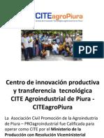 "Sello de Calidad ""PROAGROINDUSTRIA"" en Piura - Peru"