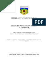 Addedum Dokumen Pengadaan Seleksi Sederhana Pascakualifikasi