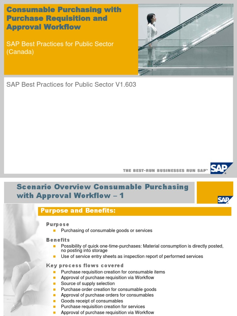 375_Scen_Overview_EN_CA ppt | Receipt | Production And Manufacturing