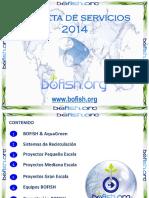 Carpeta de Servicios 2014