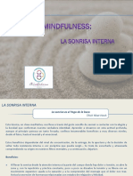 Técnica Mindfulness, La Sonrisa Interna