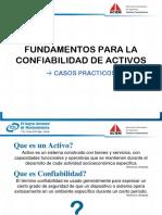 01_CARLOS SANITA_Fund_de Confiabilidad - Casos Practicos