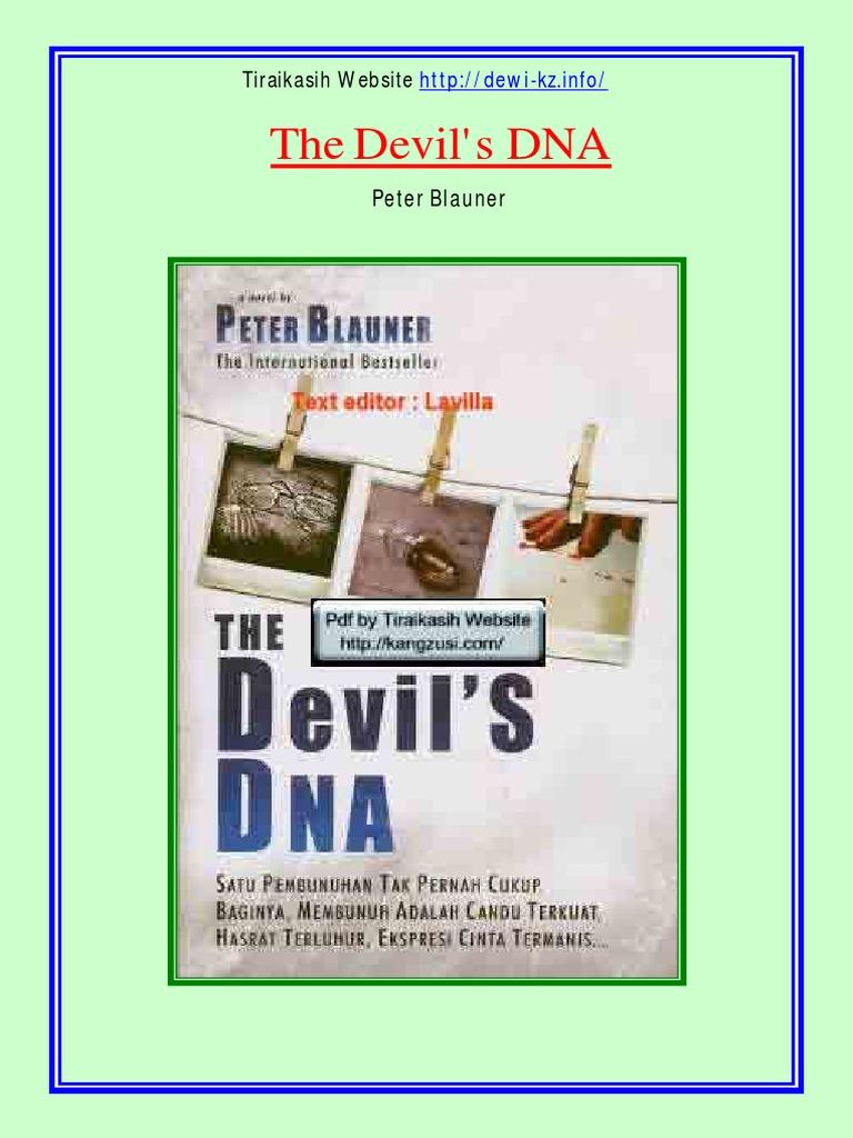 PeterBlauner TheDevilsDNA DewiKZ Tmt[1]