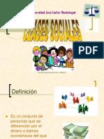 Clases Sociales y Desviación Social