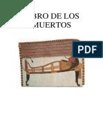 El Libro Egipcio de Muertos