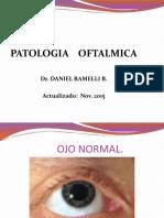 PATOLOGIA  OFTALMICA 1
