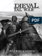 Manual Medieval Total War 1 Español