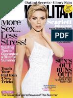 Cosmopolitan - July 2017 USA