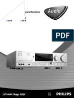 manual receiver philips pf906