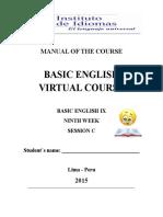Idiomas Curso Virtual Semana 9