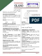 TEORIA DE CONJUNTOS Prac. N° 01