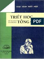 (1965) Triết Học Tổng Quát - Trần Văn Hiển Minh