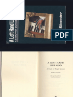 A Left Hand Like God - A Study of Boogie-Woogie - Peter Silvester [Book]