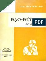 (1966) Đạo Đức Học - Trần Văn Hiển Minh