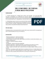 Bases Concurso Cueca