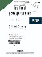 Algebra Lineal Strang Español.pdf