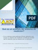 Analisis del Sistema de Medición Variable