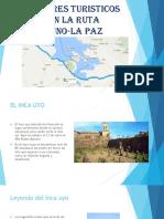 Lugares Turísticos Puno- La Paz